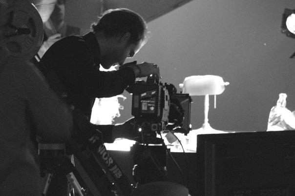 Cullen On Set